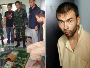 cover suspect atentat Thailanda