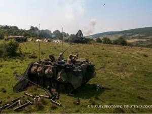 exercitiu militar Cincu