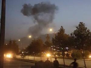 Atac universitate Kabul