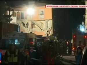 Cutremur in Italia. Bilantul victimelor a fost revizuit la 241 de morti. Un nou seism s-a produs in aceasta dupa-amiaza