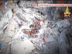 Cinci romani au murit in cutremurul din Italia, 11 sunt dati disparuti. Mi-a luat Dumnezeu tot ce am avut mai drag pe lume