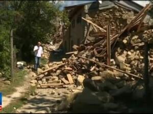 Catalin Radu Tanase, de la Amatrice: Oamenii au ramas fara case, bani, acte. Au disparut din existenta pe care o duceau. Partea a II-a