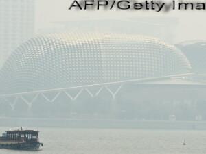Singapore poluare AFP/Getty
