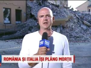 Cutremur in Italia: 268 de morti, dupa ultimul bilant. 1.000 de replici inregistrate in doar 48 de ore