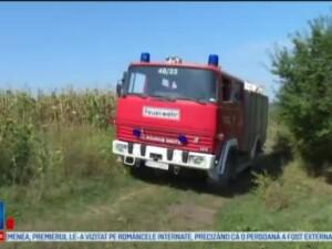 Zeci de pompieri si medici din Bistrita-Nasaud au participat la o simulare de incendiu. Scenariul ar putea deveni realitate