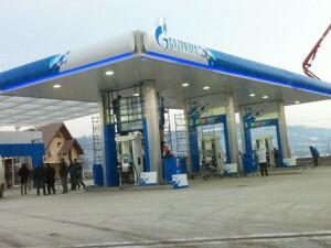 Gazprom, ZF