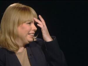 Anca Dragu, ministru Finante, la Dupa 20 de ani