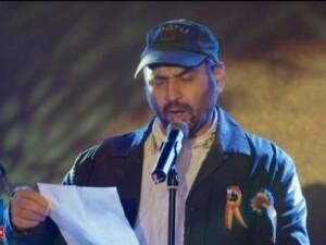 Peste 8.000.000 de oameni au ascultat poezia Romania, tara mea, scrisa de Celentano. Reactia actorului Adrian Vancica