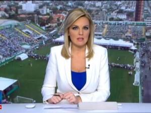 Zeci de mii de suporteri ai Chapecoense si-au luat ramas bun de la fotbalistii morti in Columbia. Mesajul transmis de Neymar