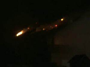 incendiu lapusel