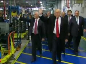 Donald Trump, criticat din nou pentru ca a anulat o intelegere de 4 miliarde de dolari cu Boeing