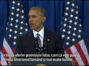 Ultimul discurs major al lui Obama privind securitatea nationala. Ce mesaj i-a transmis lui Donald Trump