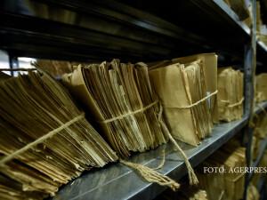 Dosare aflate in depozitele de arhiva ale Consiliului National pentru Studierea Arhivelor Securitatii (CNSAS), situate in Popesti-Leordeni, judetul Ilfov.