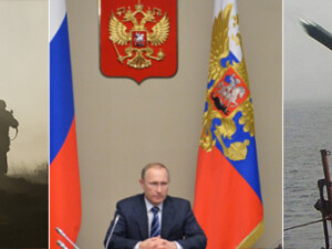 cover prima soldati Putin RUsia racheta