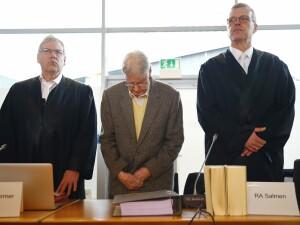 proces Reinhold Hanning - Agerpres
