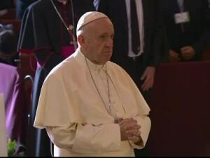 Papa Francisc, Mexic