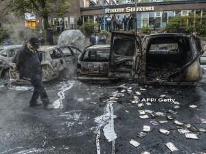 proteste Rinkeby