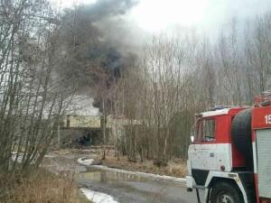 explozie Cehia