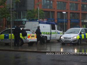 politisti britanici