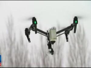 Tigrii care se mentin in forma cu ajutorul unor drone pe care le vaneaza. Imaginile surprinse de gadget