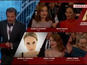 Oscar 2017. Moonlight, ales cel mai bun film, dupa ce La La Land a fost anuntat victorios. Lista castigatorilor