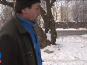 Cadavrul inghetat al unui bebelus, gasit in Gara Burdujeni de un om al strazii.