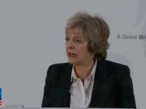 Discurs istoric al premierului britanic Theresa May, privind BREXIT