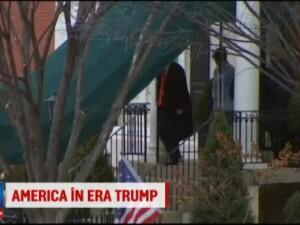 Donald Trump a devenit oficial al 45-lea presedinte al SUA