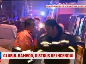 SITUATIA RANITILOR DIN BAMBOO. 44 de persoane au ajuns la spital, 5 dintre ele mai sunt internate. Nicio persoana decedata