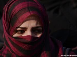 Femei in Statul Islamic - GETTY