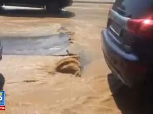 inundatie Bucuresti zona TIneretului 2