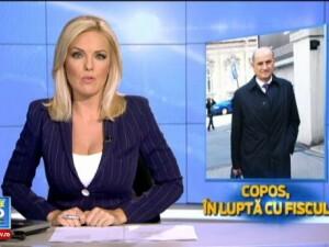 George Copos cere inapoi de la statul roman jumatate de milion de dolari. Omul de afaceri vorbeste de o eroare matematica