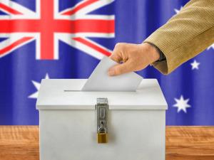 alegeri in Australia - Shutterstock