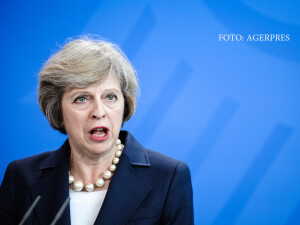 Theresa May, premierul marii britanii