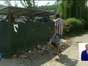 Situatie de criza in Cluj, unde rampa de gunoi a judetului s-a umplut. Un primar a cerut instituirea starii de alerta