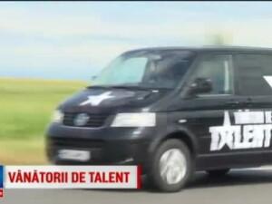 Vanatorii de Talent strabat toata tara in cautarea unui nou castigator Romanii au Talent. Prima oprire, Moldova
