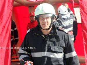 pompier ISU ARges