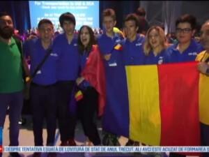 Nationala de Robotica a Romaniei a ocupat locul 46 la competitia mondiala. Fiica lui Donald Trump a fost prezenta la concurs