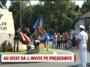 Ziua Aviatiei, sarbatorita fara presedintele Iohannis. Adrian Tutuianu spune ca nu a mai ajuns invitatia la el