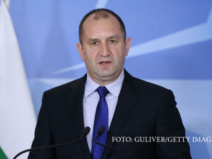 Rumen radev, presedintele Bulgariei