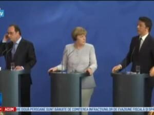 David Cameron, fata in fata cu liderii europeni. Telegraph: Conditiile in care UK ar putea sa organizeze un nou referendum