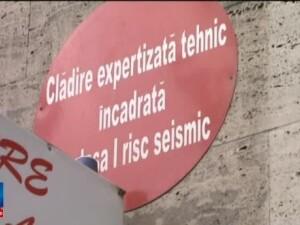 Teatrul Nottara se intoarce pe bulevardul Magheru. Cladirea ar fi primit bulina rosie pe nedrept