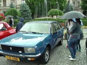 expozitie Dacia la Iasi
