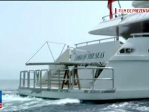 Cum arata Lord of the Seas, un faimos vas de lux, care a ajuns in Constanta. Turistii au platit 25.000 de euro de om