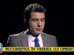 Primarul general Sorin Oprescu, invitat la Dupa 20 de ani - partea 03