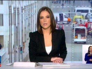 La Bruxelles ar fi fost 5 atacatori, iar portretul ultimului barbat a aparut in presa. Informatiile, neconfirmate oficial