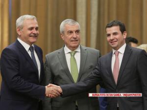 Dragnea, Tariceanu, Daniel Constantin