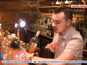 Wine-barurile, localurile din Bucuresti care educa gusturile. Vinul este cea mai nobila si cea mai sanatoasa bautura