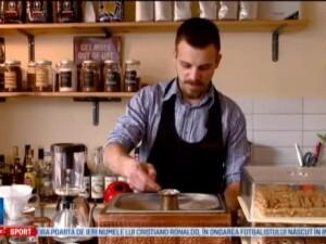 Patronii de cafenele importa boabe de cafea direct din America de Sud. Un barista roman este numarul 10 la degustare in lume