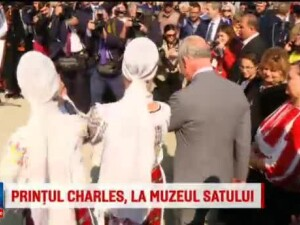 Premierul si Printul Charles au discutat despre romanca ranita in atentat si despre comunitatea de romani